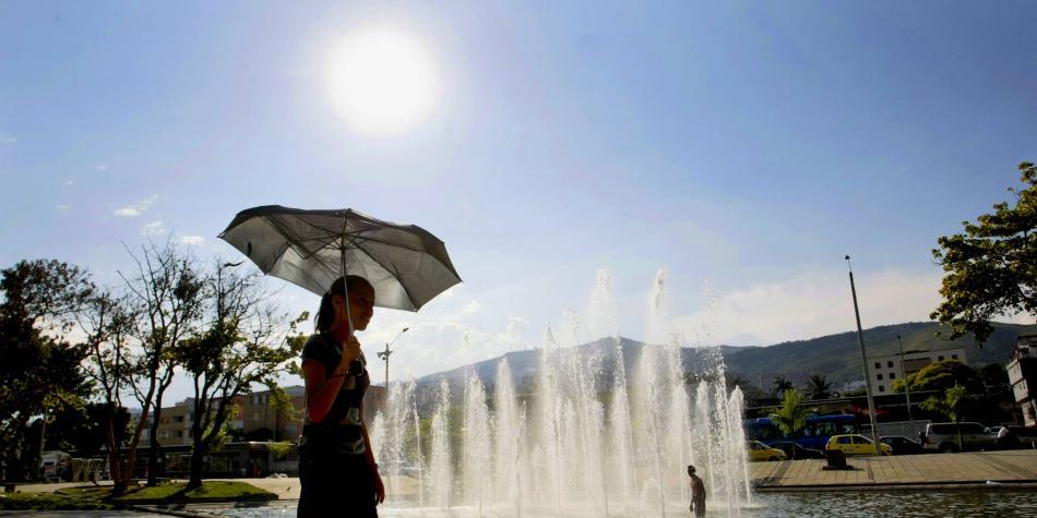 Pueblo del cañón del Chicamocha registró temperatura más alta del país