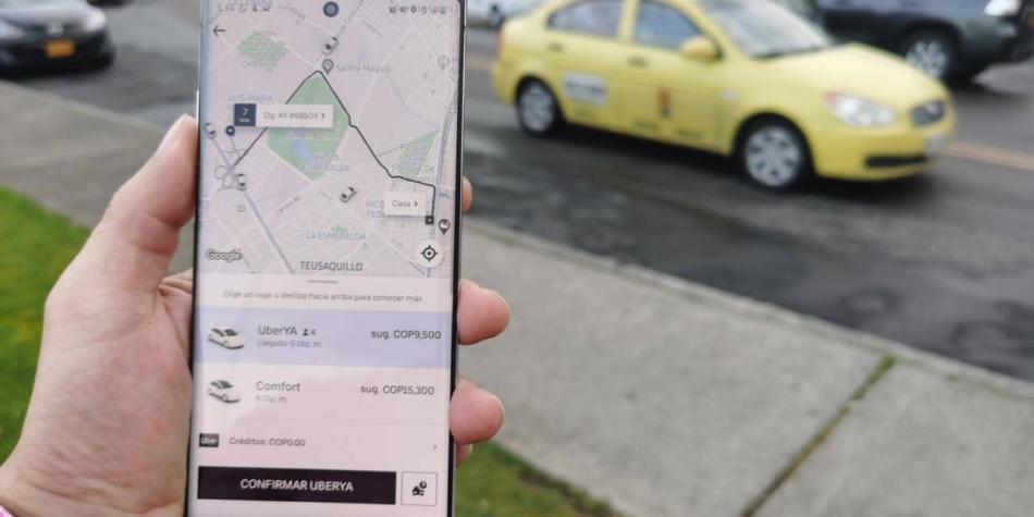 ¿Usuarios tendrán que pagar infracciones cuando van en Uber?