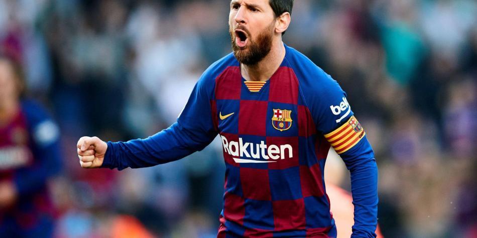 Video: ¿Crisis? ¡Messi está imparable… Cuatro goles contra el Éibar!