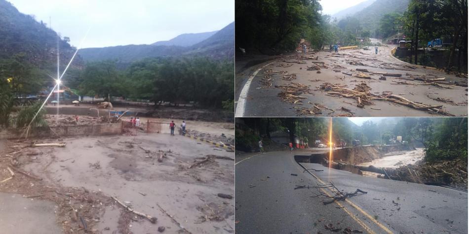 Tragedia en Piedecuesta: avalancha deja 3 muertos y 7 desaparecidos