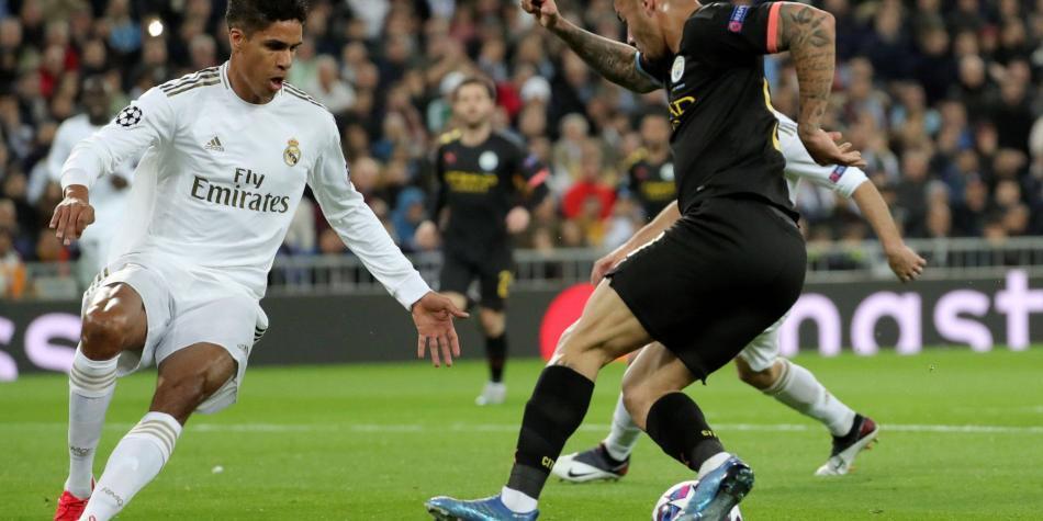 ¡Urgente! Manchester City derrotó al Real Madrid en Liga de Campeones