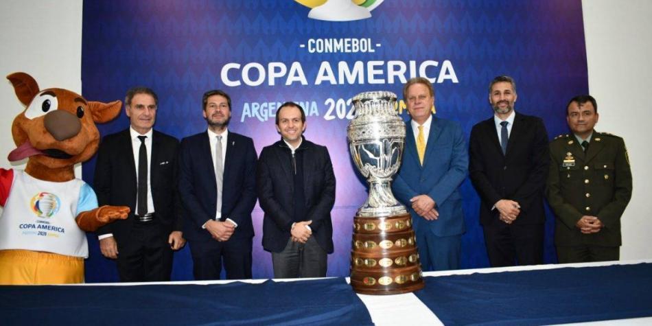 FCF y Mindeportes reafirman el compromiso para la Copa América
