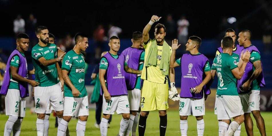 Posibles rivales de los equipos colombianos en la Copa Suramericana