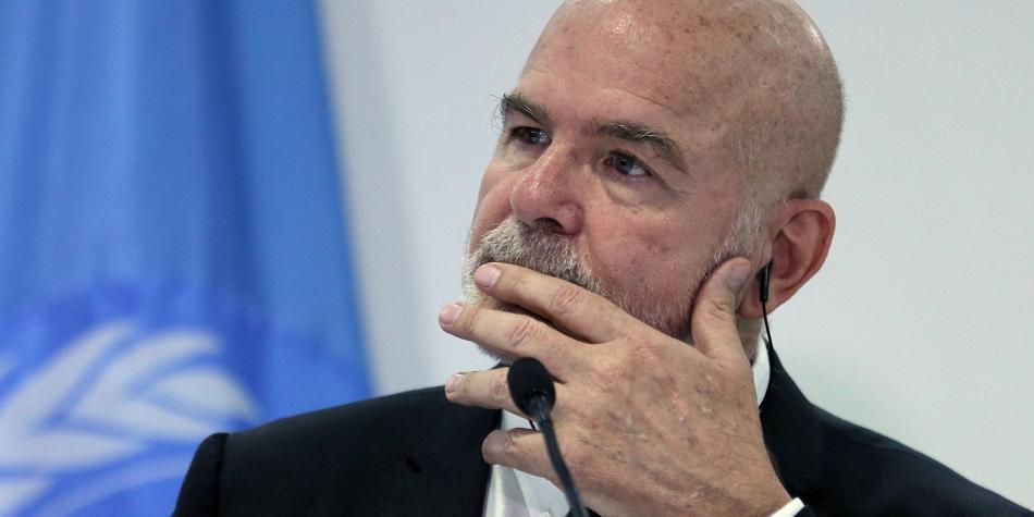Relator de ONU en DDHH habla de informe que presentará sobre Colombia