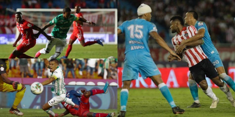 Los 4 equipos colombianos que están entre los 100 mejores del mundo