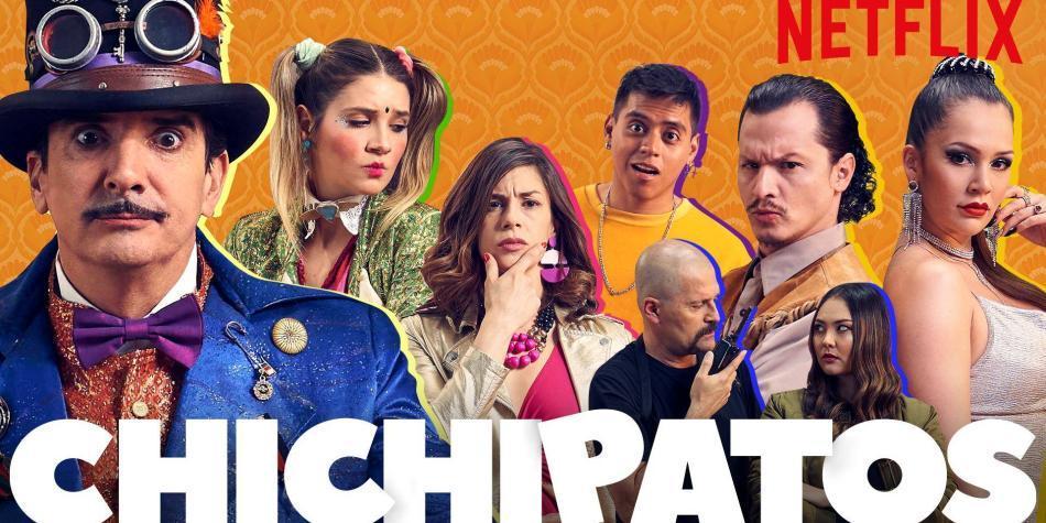 'Chichipatos', el humor colombiano en una serie de Netflix