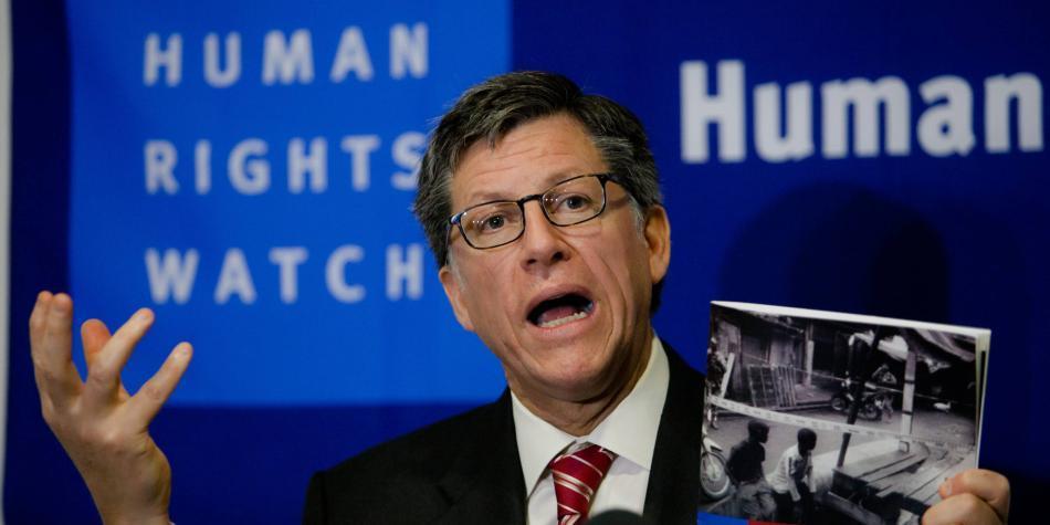 Informe de HRW asegura que hubo abusos de la Policía en Colombia -  Internacional - ELTIEMPO.COM