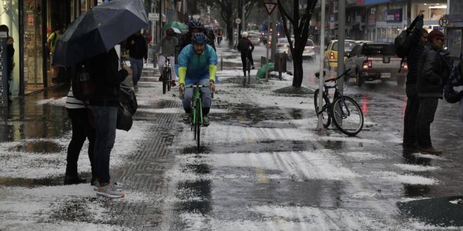 En abril no llovió ni la mitad de lo esperado en la región Andina
