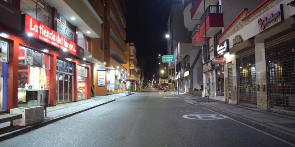 Estos son los 19 departamentos que tienen toque de queda en Colombia