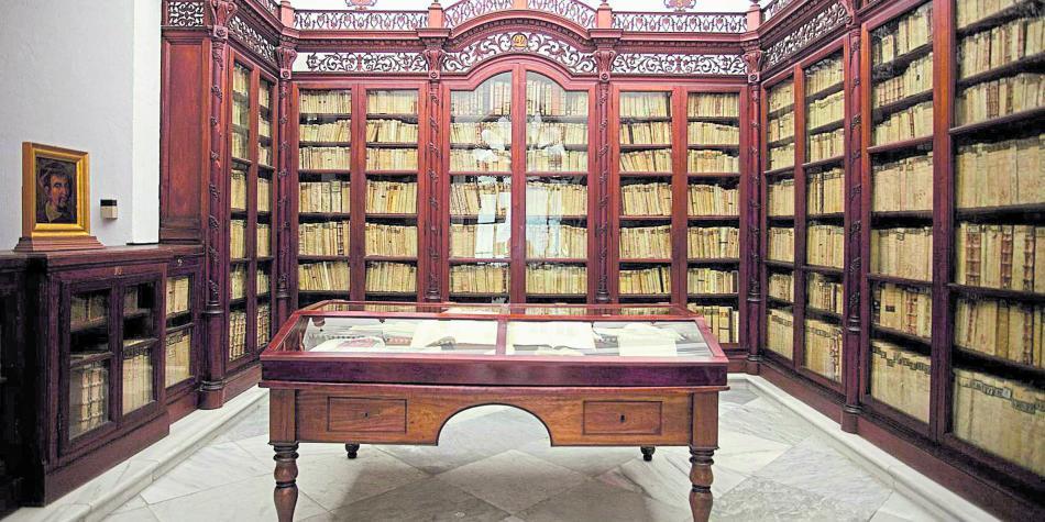 El hijo de Cristóbal Colón, el bibliotecario que se adelantó a Google