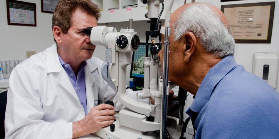 El oftalmólogo Luis Escaf resultó contagiado con coronavirus