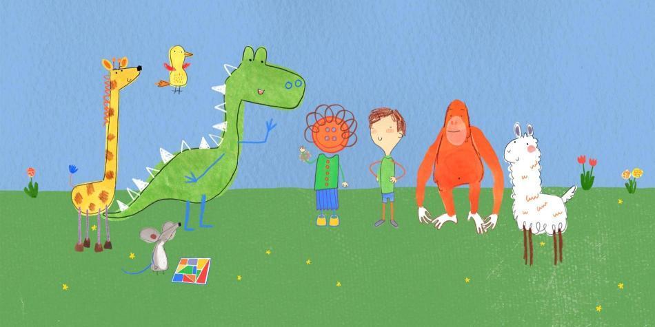 'Pablo', la serie de un niño que ve el mundo diferente