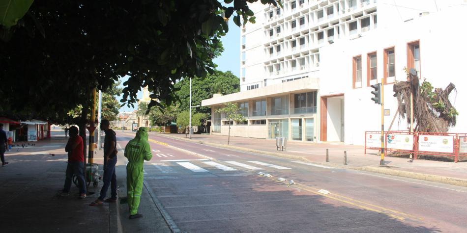 En Cartagena despiden a 174 barrenderos y conductores