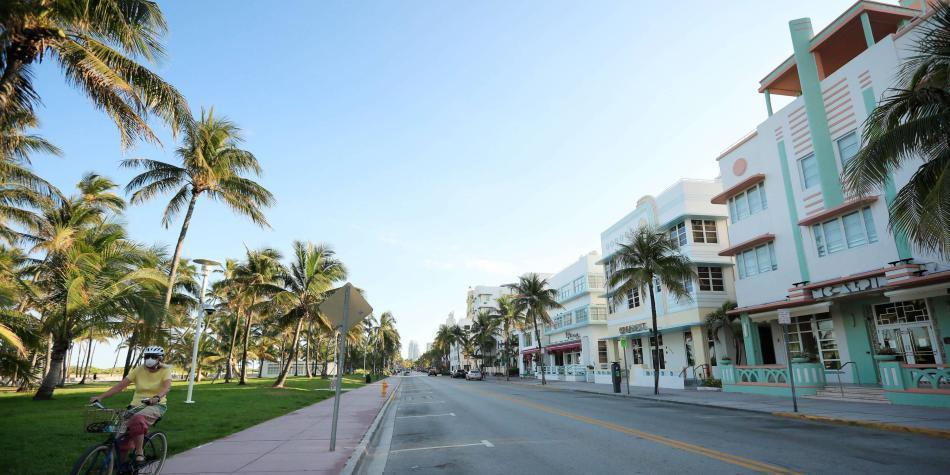 Florida, el estado con más colombianos en EE. UU., entra a cuarentena