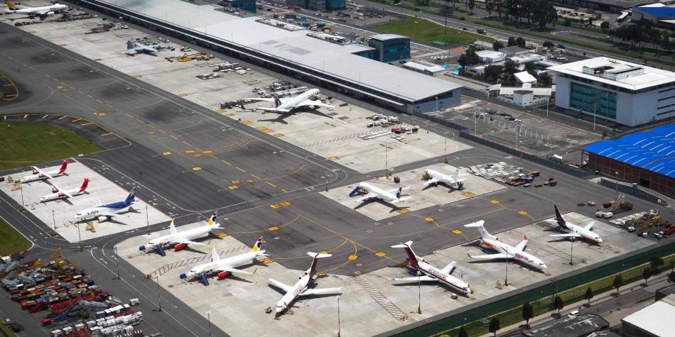 Cuarentena en Colombia: no habrá vuelos nacionales e ...