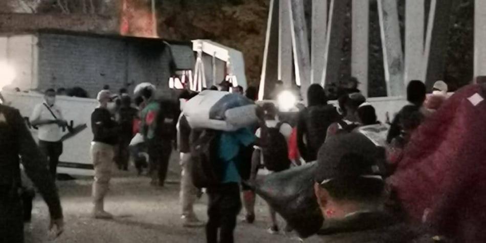 ¿Qué está pasando en la frontera con regreso de venezolanos a su país?