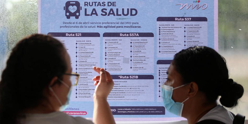 Encuesta: Colombia se destaca en la labor preventiva