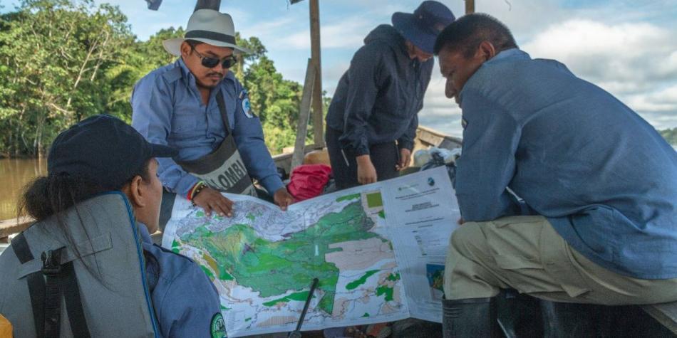En cuarentena, guardaparques siguen protegiendo los parques naturales