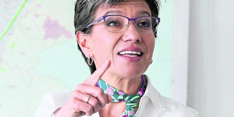 Alcaldía dice que el Congreso no puede citar a Claudia López