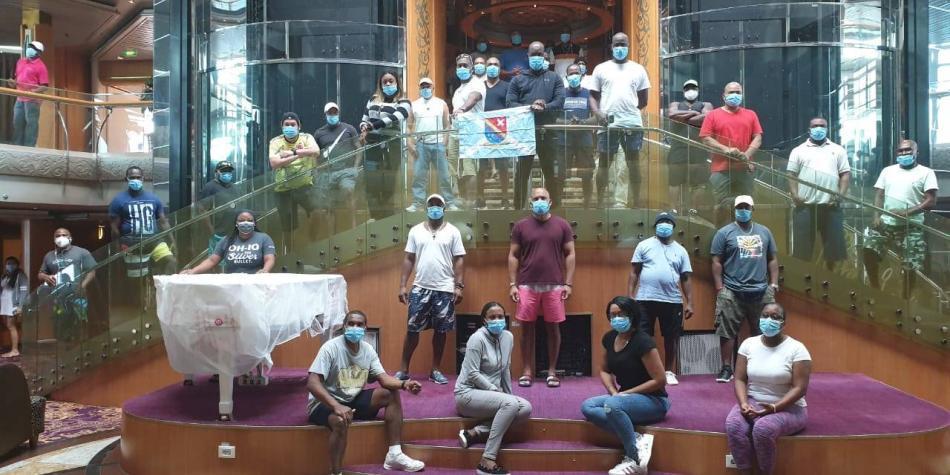 Expectativa en San Andrés por llegada de isleños atrapados en crucero