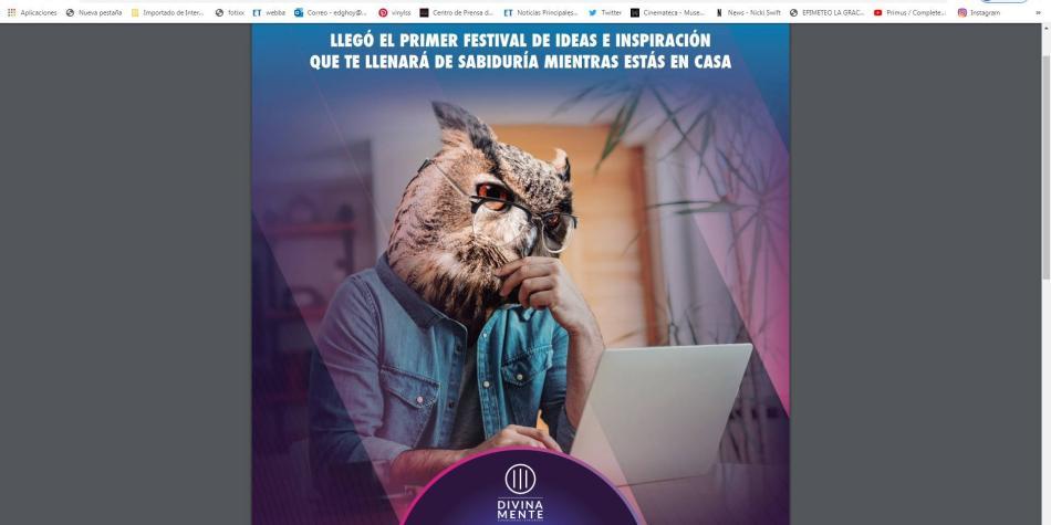 Dímelo Fest será un encuentro con historias que vale la pena conocer