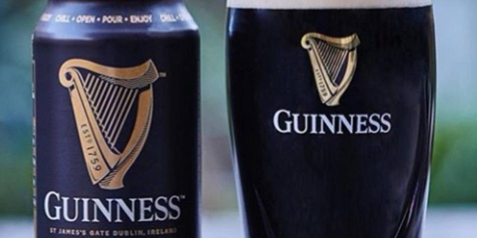 Una marca: Guinness, orgullo irlandés que se sirve muy lentamente