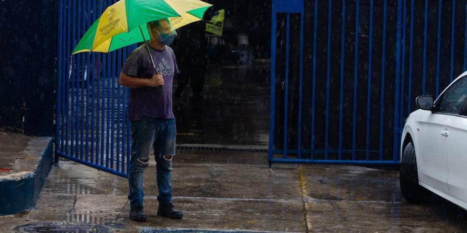 Aguacero volvió a causar estragos en Barranquilla y Área Metropolitana