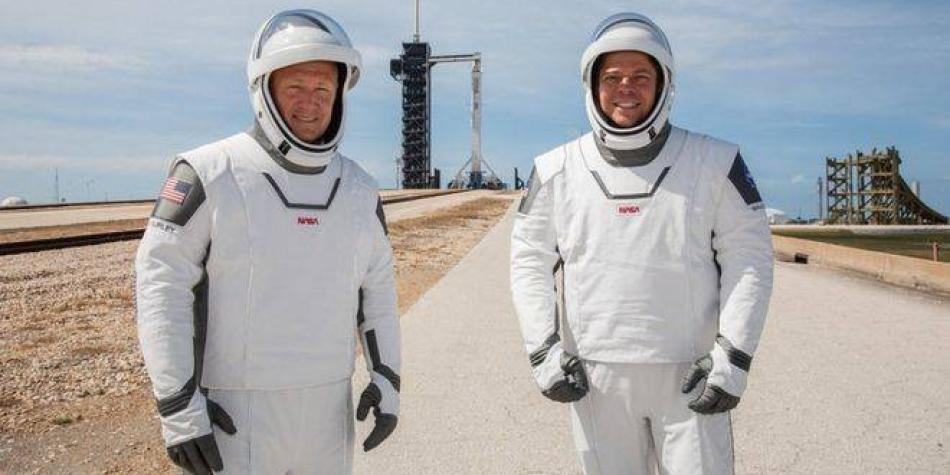 Astronautas que llegaron a la EEI destacan suavidad del viaje