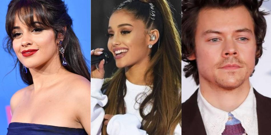 Ariana Grande y artistas que marcharon contra crimen de George Floyd