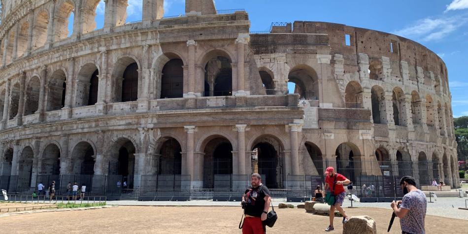 Coliseo Romano: la reconstrucción de su emblemática arena se inicia en 2021 - Arte y Teatro - Cultura - ELTIEMPO.COM