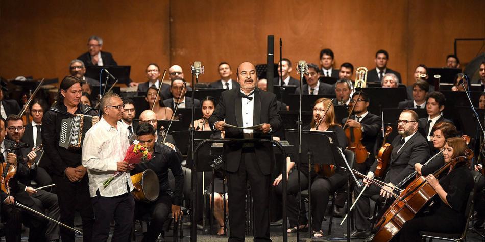 Orquesta Filarmónica de Cali con nota de campaña para seguir tocando