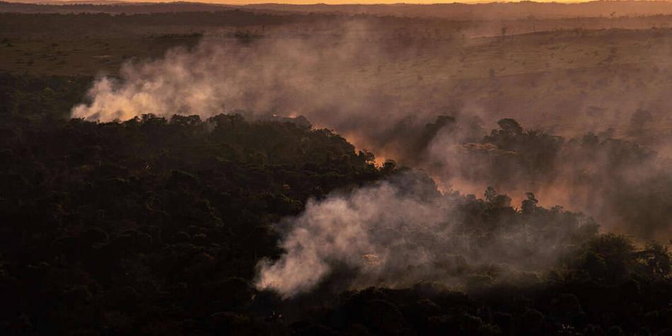 Siete ciudades de Brasil que más carbono emiten están en Amazonia