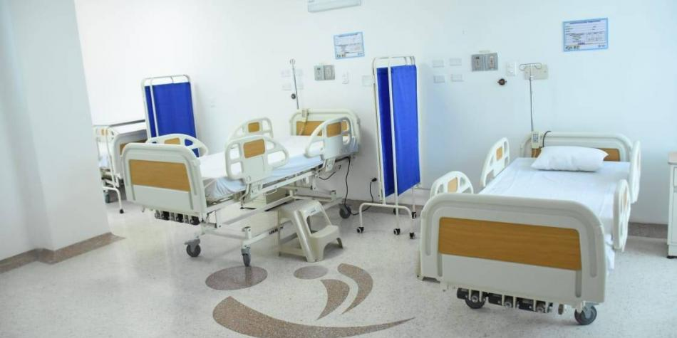 Ibagué estrenó área de hospitalización para salud mental