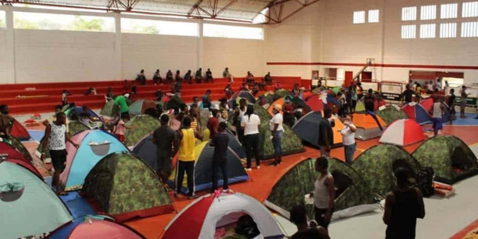 Necoclí pide ayuda urgente por los migrantes y la crisis del covid-19