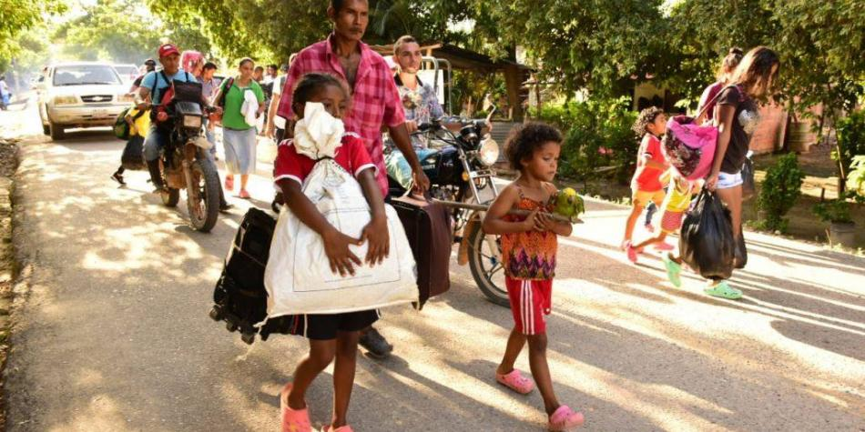Familias retornan sin garantías tras masacres en Norte de Santander