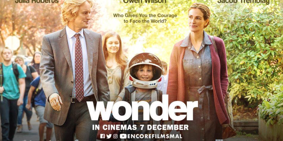 Wonder, la película de Netflix basada en el libro de una colombiana