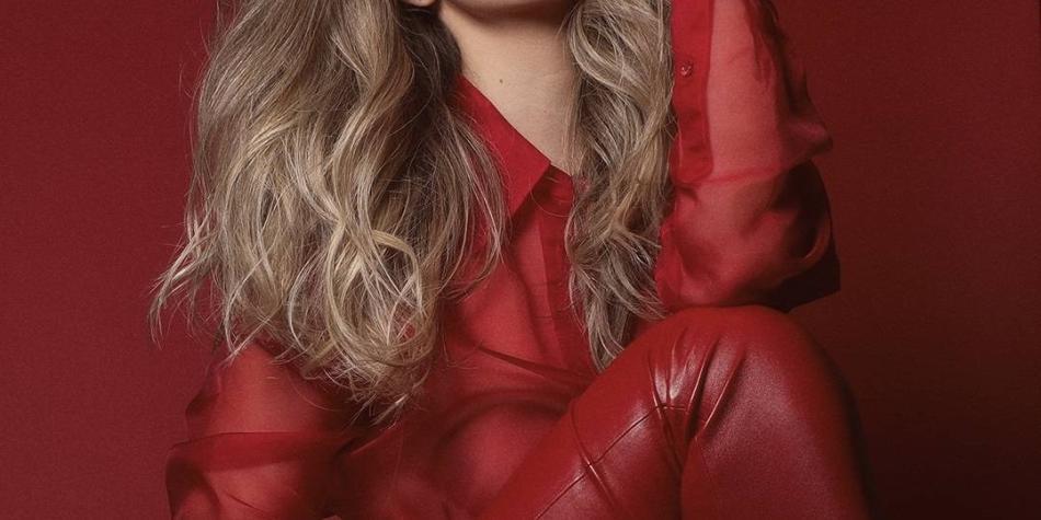 Lina Polanía ahora está dedicada a la moda