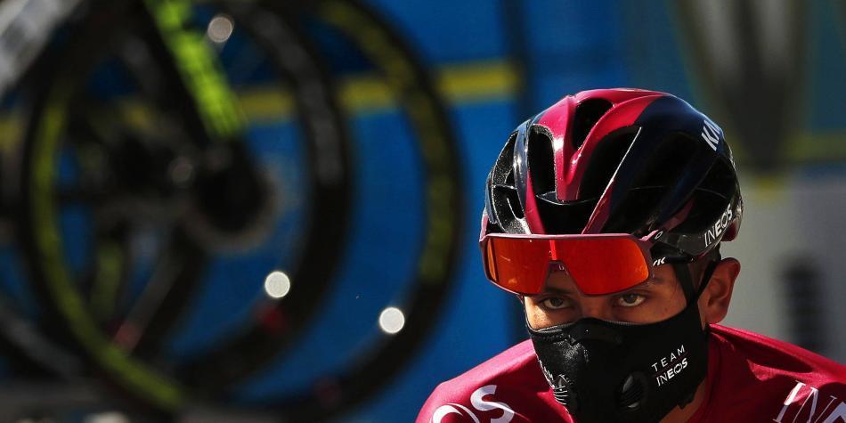 A Egan lo acompañará la pesada del Ineos en el Criterium del Dauphiné