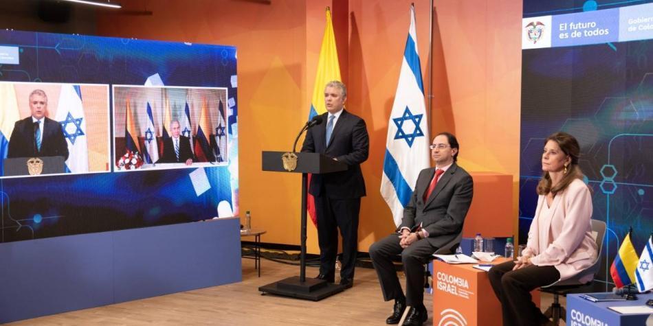 ¿En qué consiste el TLC de Colombia con Israel que entra en vigor?