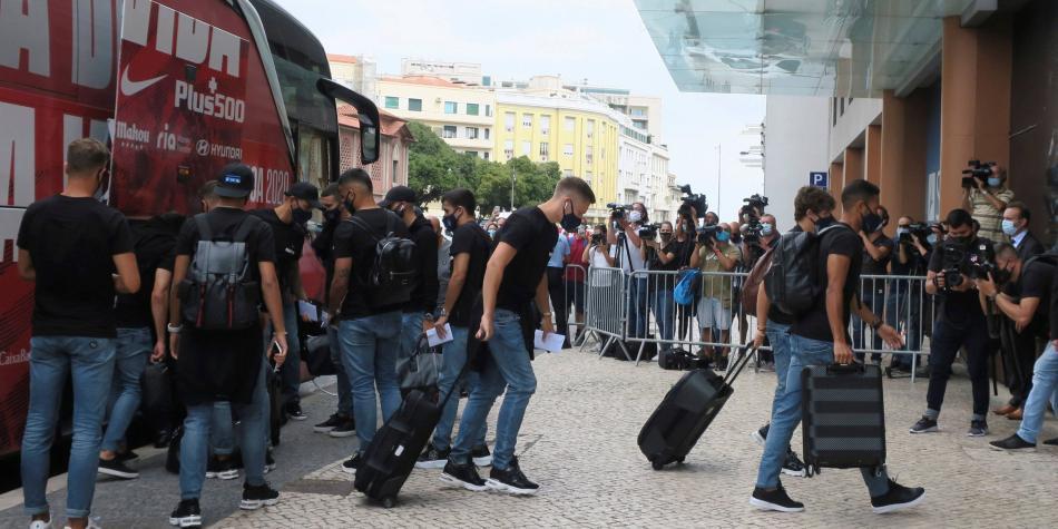 Lisboa, preparada para recibir la recta final de la Liga de Campeones