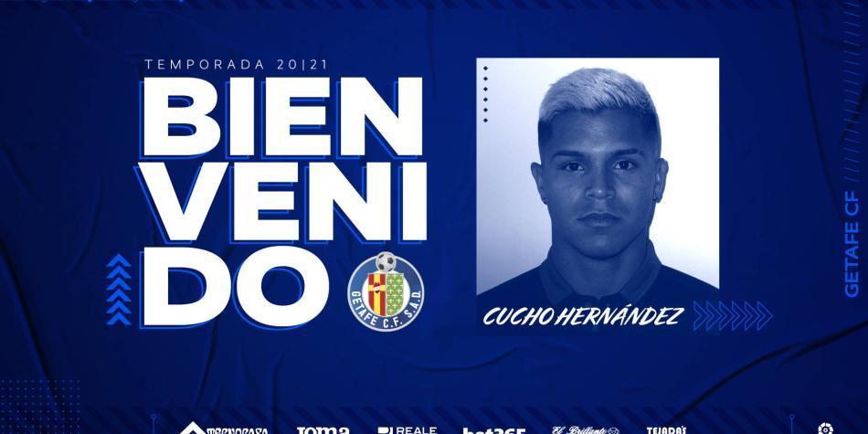 'Cucho' Hernández tiene nuevo equipo en España