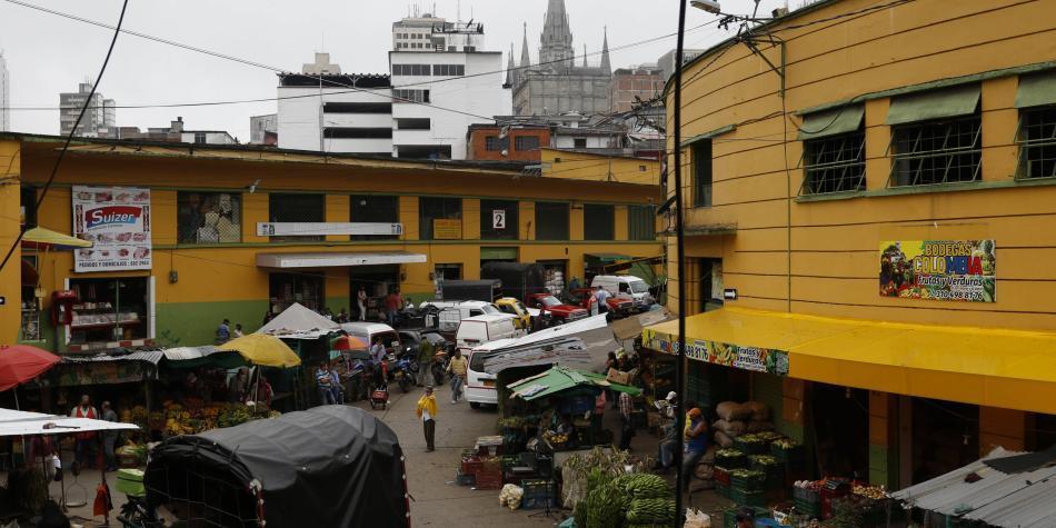 Levantan restricción en plaza de mercado de Manizales