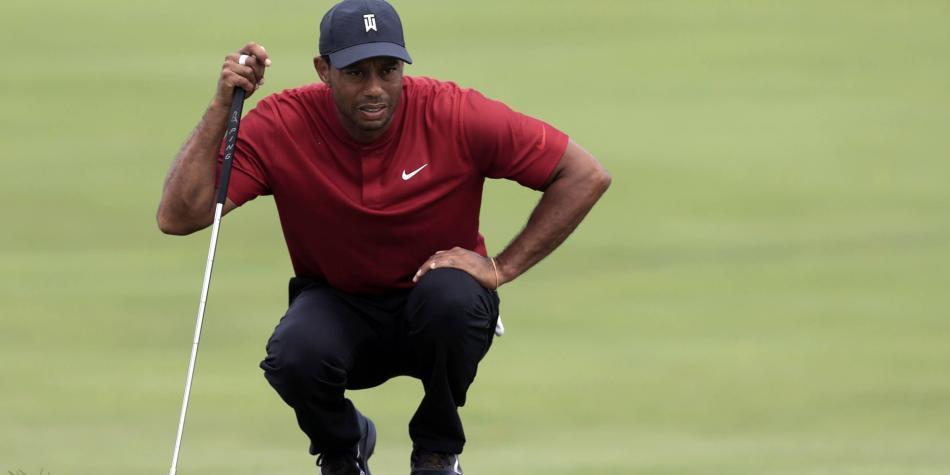 Tiger Woods, el audio en el que se advierte del accidente