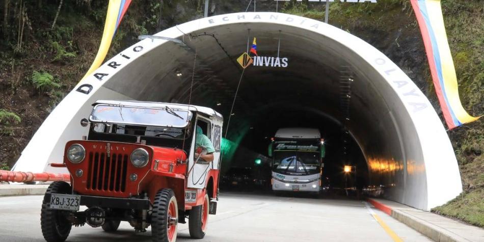 El Túnel de La Línea tendrá cierres nocturnos a partir del lunes