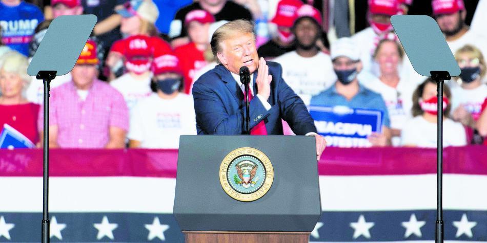 Biden VS Trump: Los trucos sucios de Trump en las elecciones de Estados  Unidos - Internacional - ELTIEMPO.COM