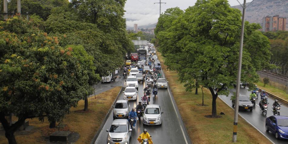 Sistema vial del río de Medellín, la vía más fatal de la ciudad