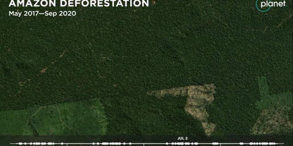 Noruega ofrecerá imágenes satelitales para monitorear la deforestación