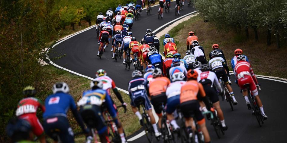 Nicolás Gómez se abre paso en el ciclismo de Europa