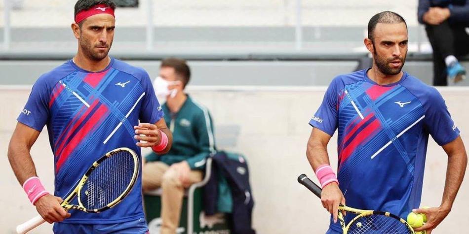Roland Garros 2020. La dupla colombiana Cabal – Farah se despidió en semifinales