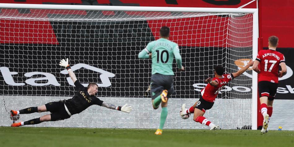 Reviva el minuto a minuto de Southampton vs. Everton